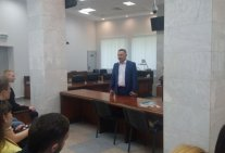 The acquaintance of students of Law Institute with the peculiarities of the Kyiv Court of Appeal