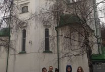 Florovsky convent eyes of students