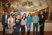 In the couloirs of Verkhovna Rada of Ukraine