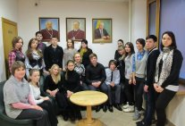 Excursion to the Constitutional Court of Ukraine