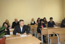 Seminar «Issues of the day of functioning of mechanism in the conditions of legal reform»