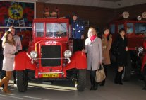 Excursion to the Museum of the Fire affairs