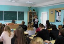 Formation of legal culture of a personality