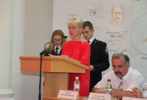 Ukrainian scientific-practical conference devoted to the Day of Science «Formation and development of legal education in the National Aviation University»