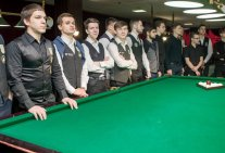 University billiards - way to success!