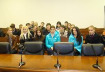 Excursion to Kyiv Court of Appeal