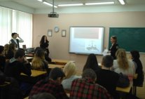 Career Guidance continues among high school students
