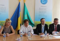 The exchange of experience within the project the Twinning «Improving of the efficiency and the quality of the management of administrative courts in Ukraine