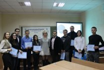 ІХ the Allukrainian legal VIP- tournament among the students of faculties of law of higher educational establishments of Ukraine
