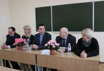 The results of the strategic program of the Law Institute were discussed