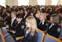 "AllUkrainian conference of young scientists and students ""Aero-2012. Air and Space Law"""