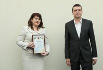 Research and teaching staff of Educational and Research Institute of Law has been awarded with Diplomas of Solomenska District State Administration in Kyiv
