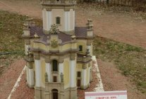 Travelling Kyiv in miniature