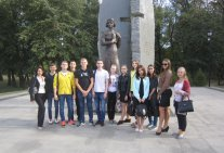 Babi Yar: a symbol of the Holocaust and other tragedies
