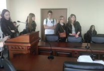 Tour of the Students to the Kyiv Court of Appeal