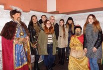 Excursion to the Museum of wax figures