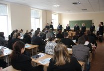 The Open Day in Legal institute