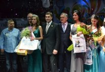 Welcome «Miss of NAU 2011»!