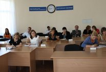 A conference of academic groups' tutors in the Legal institute