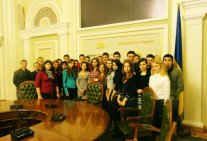 Excursion to the Verhovna Rada of Ukraine